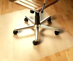 Chair floor protection